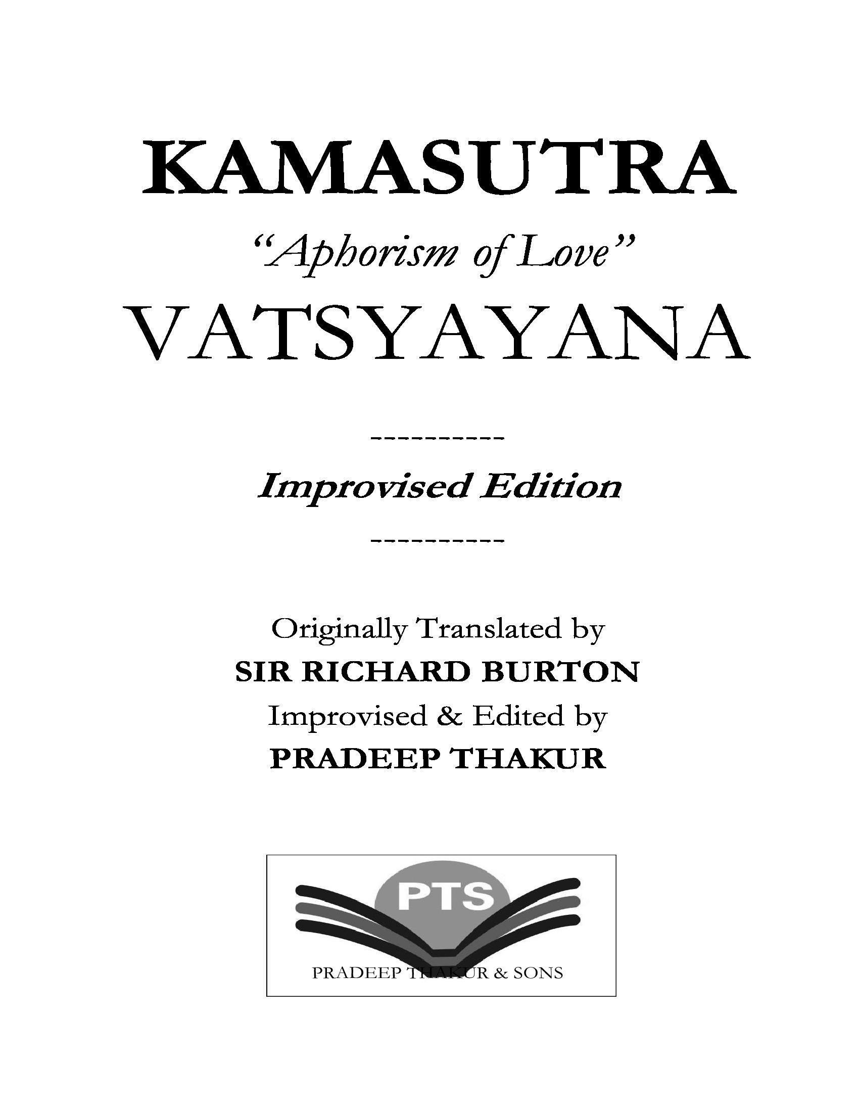 Kamasutra Book In Bangla Language