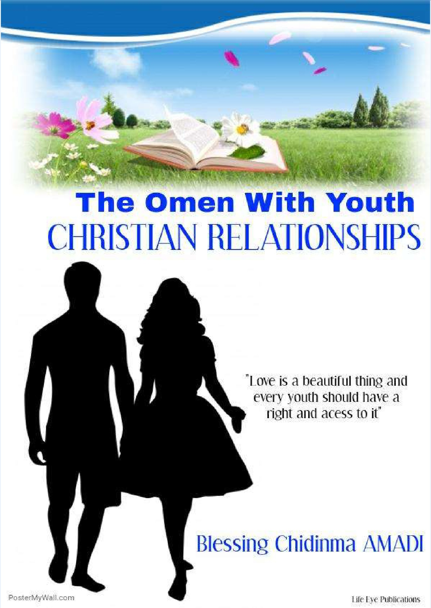 The Omen With Youth Christian Relationships Pothi Com
